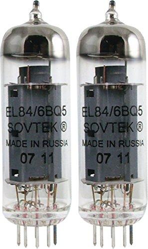 Sovtek EL84 Vacuum Tube, Matched Pair by Sovtek