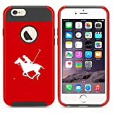 Best Polos For IPhone Cases - For Apple iPhone 6 6s Shockproof Impact Hard Review