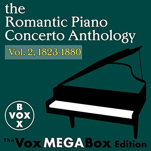 The Romantic Piano Concerto Anthology, Vol. 2, 1823-1880 [The VoxMegaBox ()