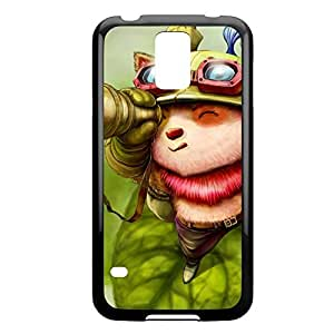 Teemo-002 League of Legends LoL case cover HTC One M8 - Plastic Black