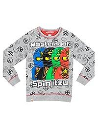 Lego Ninjago Boys' Lego Ninjago Sweatshirt
