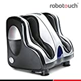 Robotouch Standard Foot Leg and Calf Massager (Silver)