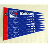New York Rangers Mini Pennant Set: by Rico