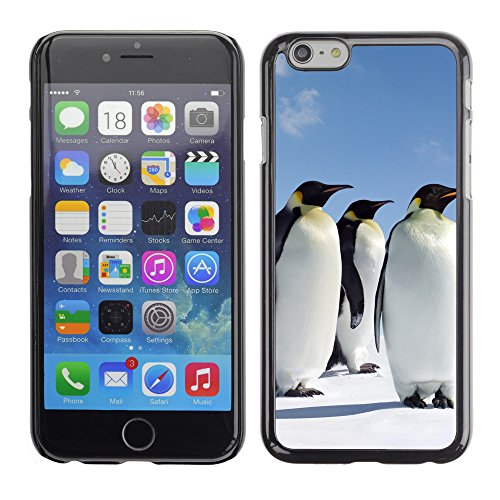 Hülle Case Schutzhülle Cover Premium Case // V00002644 Penguins // Apple iPhone 6 6S 6G 4.7""