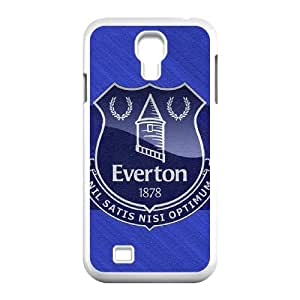 Everton Fc, Rugged protective Anti-Scratch,TPU Phone case for SamSung Galaxy S4 9500,white