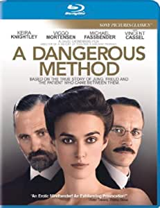 A Dangerous Method [Blu-ray]
