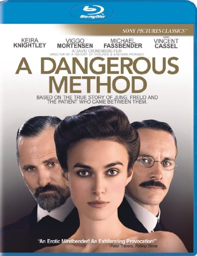 Blu-ray : A Dangerous Method (Dolby, AC-3, , Widescreen)