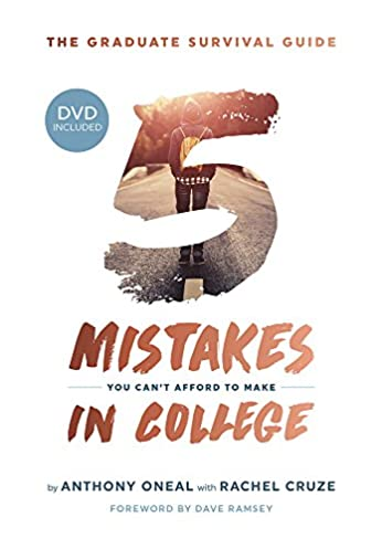 the graduate survival guide 5 mistakes you can t afford to make in rh amazon com Dave Ramsey Baby Steps Dave Ramsey Is a Crook