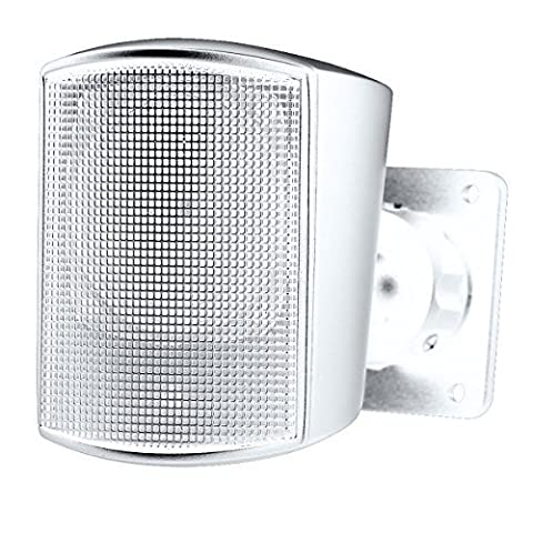 JBL CONTROL 52-WH Surface-Mount Satellite Speaker for Subwoofer-Satellite Loudspeaker System, White, Sold as (Sub Woofer Jbl)