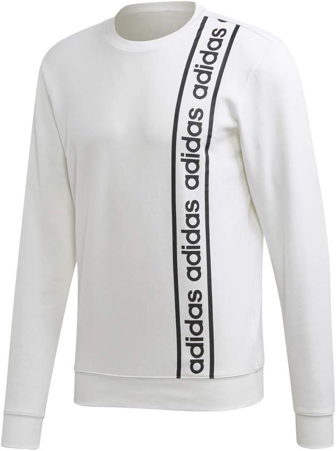Adidas Sweatshirt C90 CREW WeißSchwarz kaufen & bestellen