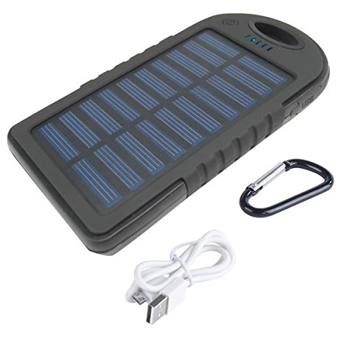 Solar Cell Phone Charging Station - 9