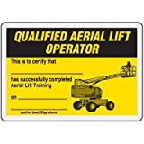 WALLET CARD-QUALIFIED AERIAL..