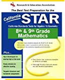 California STAR - Math, Stephen Hearne, 0738600202