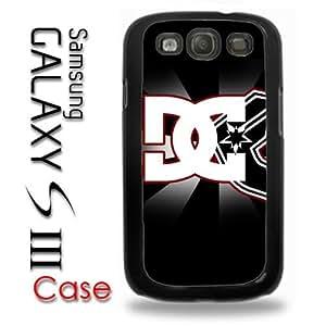 Samsung Galaxy S3 Plastic Case - DC Famous Stars Straps Logo Cool