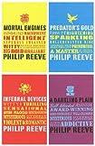Mortal Engines Quartet: 4 Books Mortal Engines Predators Gold Infernal