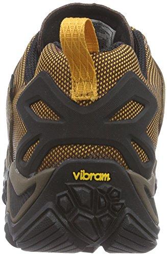 Merrell Chameleon Shift Ventilator Gore-Tex, Zapatos de senderismo para hombre Marrón (BITTER ROOT)