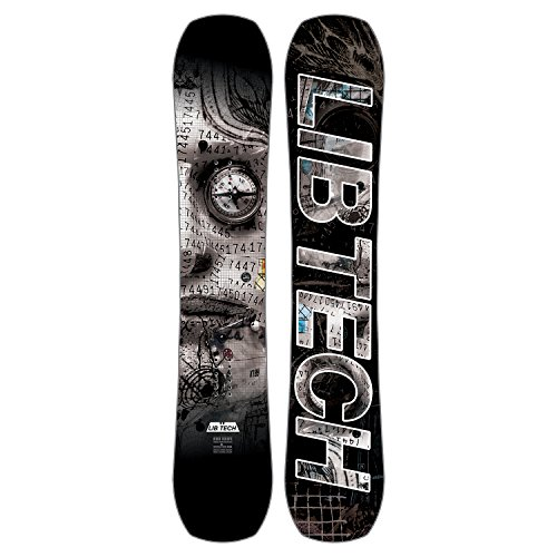Lib Tech Box Knife C3 Snowboard 2018 - 154cm (Lib Tech Skis)