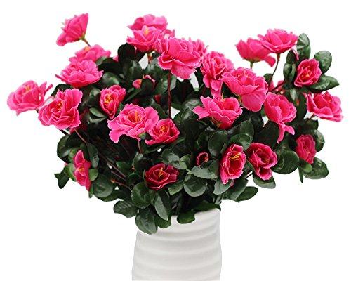 Artificial Outdoor Flower Amazon Com