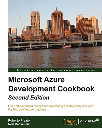 Microsoft Azure Development Cookbook Second Edition Pdf