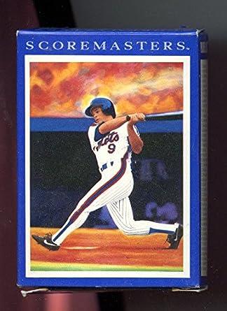 1989 Score Scoremasters Baseball Card Complete Box Set Ken Griffey