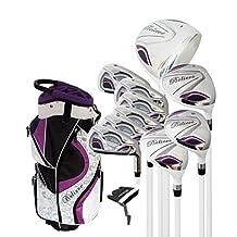 Founders Club Believe Ladies Complete Golf Set - Purple - Right-handed