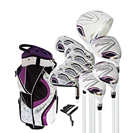 Believe Ladies Complete Golf Set – Purple – Right-Handed