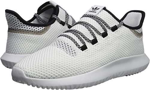 Adidas Originals Heren Tubular Shadow Ck Fashion Sneakers Wit / Wit / Zwart