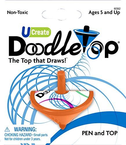 Doodletop Design Set Artista Stück Deutsch 2018 Mal- & Zeichenmaterialien für Kinder Malen & Zeichnen-Sets für Kinder