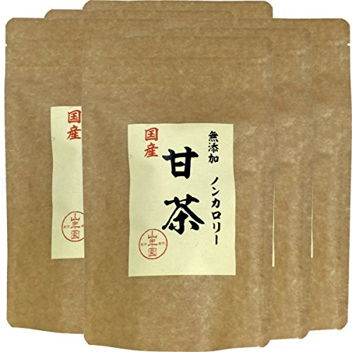 Japanese Tea Shop Yamaneen Sweet tea 50 g x 6packs by Japanese Tea Shop Yamaneen