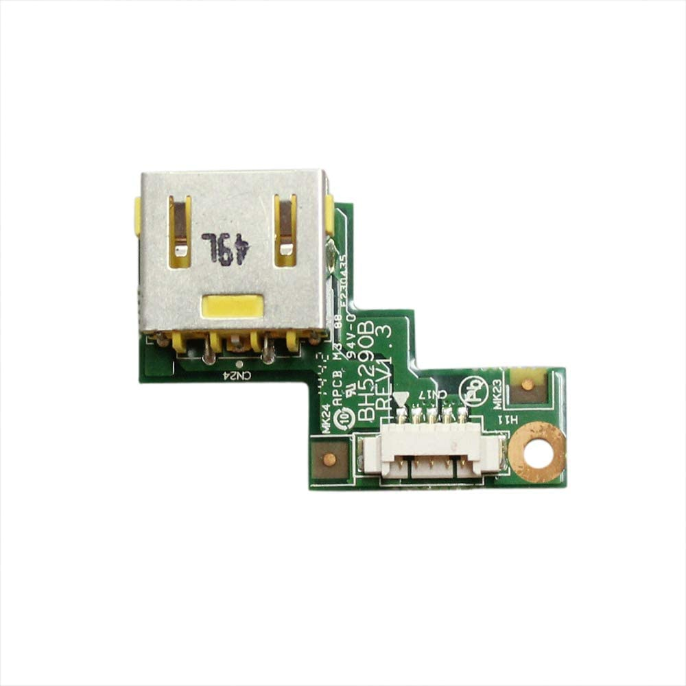 GinTai DC Jack Charging Board W//Cable Replacement for Lenovo Ideapad S210 S215 S20-30 S215T S210T Touch