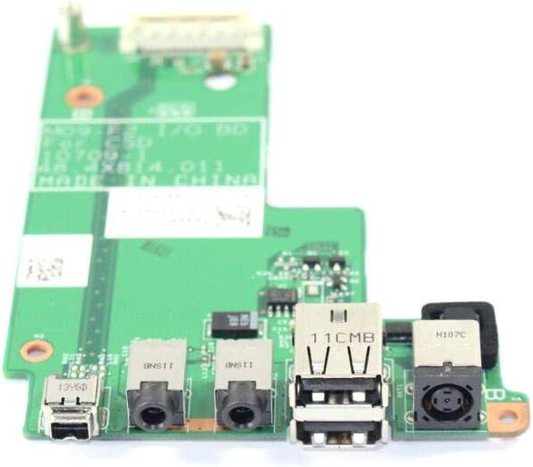 F171C Dell Latitude E5500 Right IO Circuit Board with DC Jack