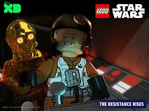 LEGO Star Wars: The Resistance Rises Season 1