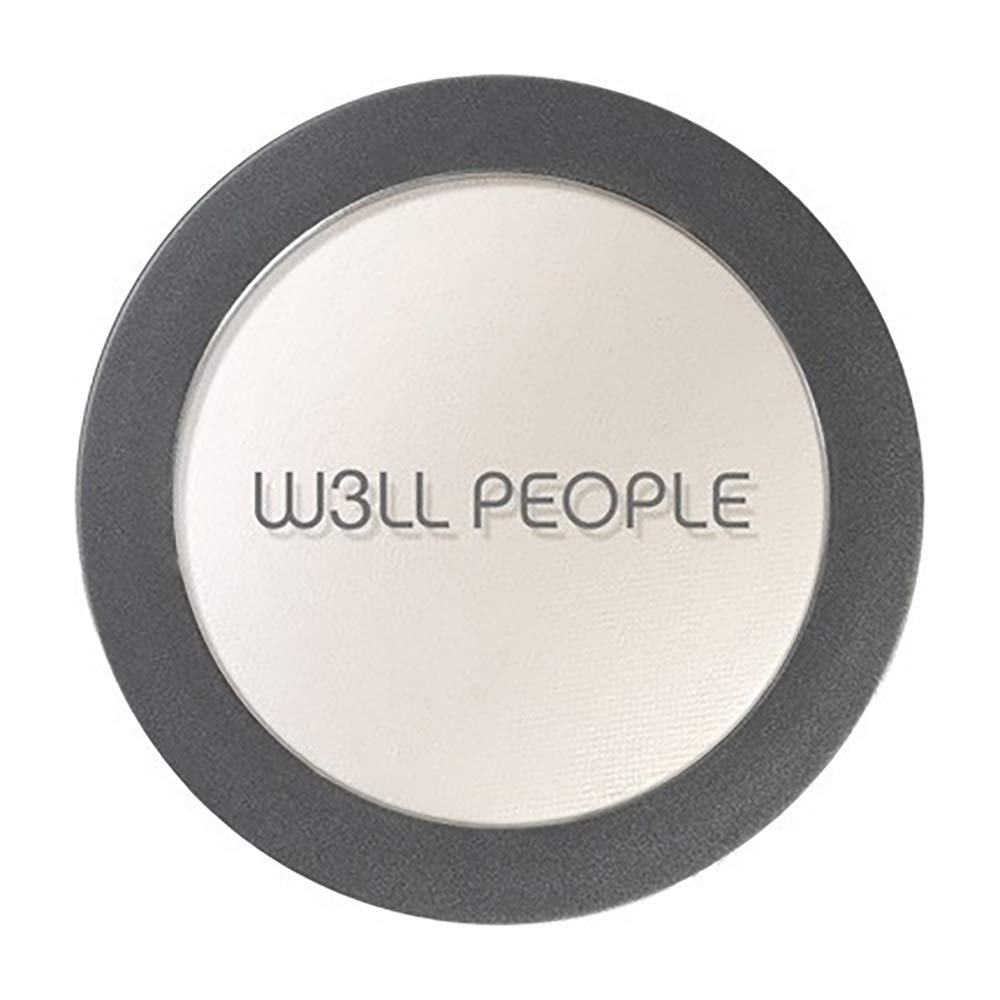 W3LL PEOPLE - Natural Bio Brightener Baked Powder Highlighter | Clean, Non-Toxic Makeup