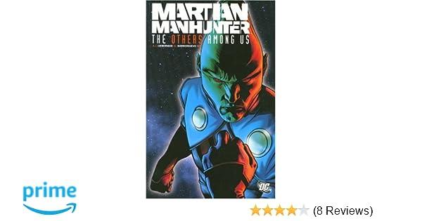 Amazon.com: Martian Manhunter: Others Among Us ...