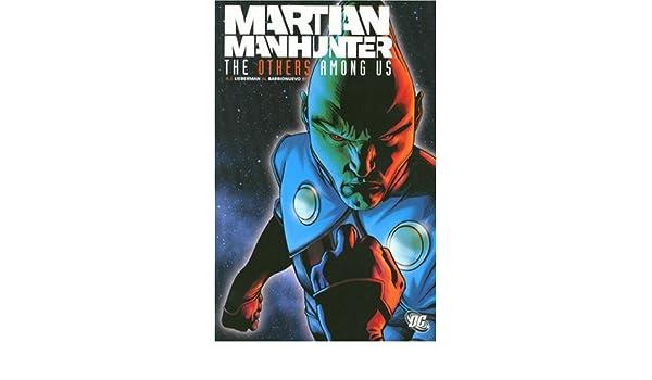 Martian Manhunter The Others Among Us TP: Amazon.es: AJ ...