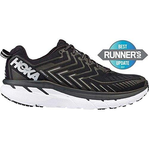 [ホッカオネオネ] メンズ スニーカー Clifton 4 Road Running Shoe [並行輸入品] B07DHQ8KJR