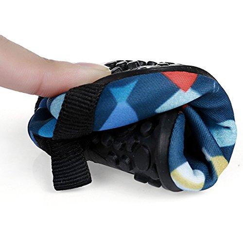 JIASUQI Kinder Jungen Mädchen Wasser Aqua Schuhe Schnell