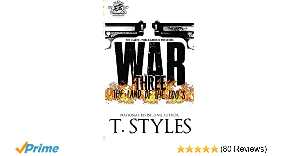 Amazon.com: War 3: The Land Of The Lous (The Cartel ...