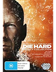 DIE HARD 25TH ANNIVERSARY 1-5 COLLECTION (5 DISC)