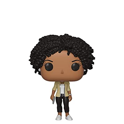 Funko Pop! Movies: James Bond - Eve Moneypenny: Toys & Games