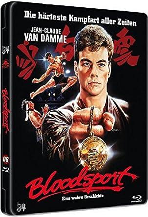 Bloodsport - Metal-Pack [Alemania] [Blu-ray]: Amazon.es ...