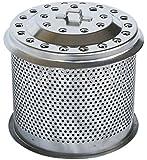 ロータスグリル 新 交換用チャコールコンテナー パンチングメタル G-HB3-D115