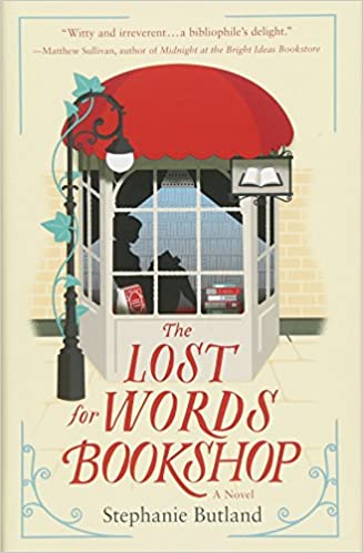 Image result for lost for words bookshop