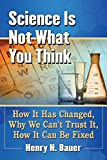 This book discusses the ways in which science, the touchstone of reliable knowledge in modern society, changed dramatically in the second half of the 20th century, becoming less trustworthy through conflicts of interest and excessive comp...