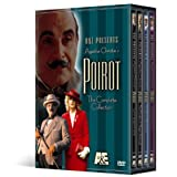 Poirot - The Complete Collection (Lord Edgeware Dies / The Murder of Roger Ackroyd / Evil Under the Sun / Murder in Mesopotamia) by David Suchet