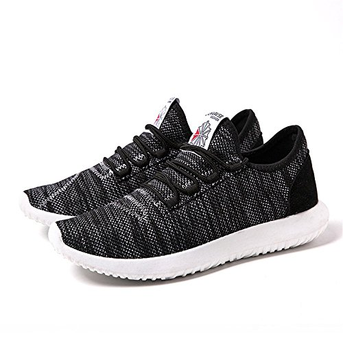 Casual Shoes Black Another Athletic Breathable Men's Summer Style vwTZZxESq