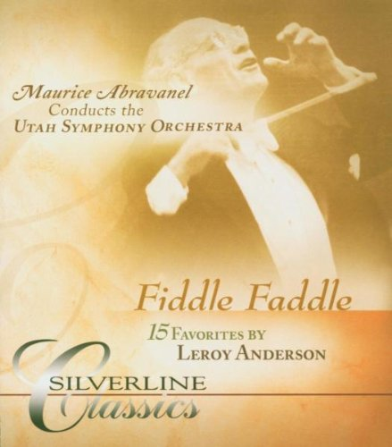 Fiddle Faddle Leroy Anderson (Fiddle Faddle: 15 Favorites By Leroy Anderson)