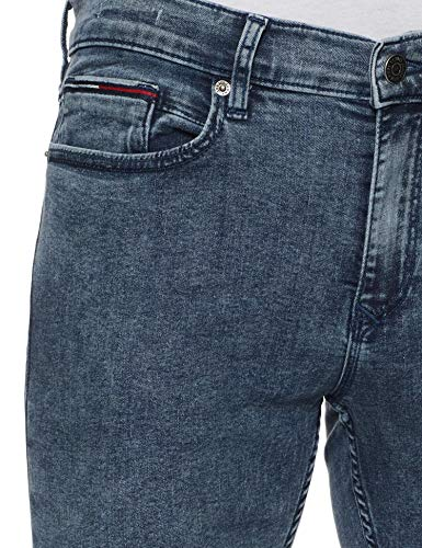 Tommy Hilfiger Men's Slim Fit Jeans 2021 July Care Instructions: Machine Wash Fit Type: Slim Stretchable Jeans