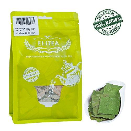 ELITEA 2.1oz Lotus Leaf Loose Tea Heye Best for Weight Lose - 203 Tea