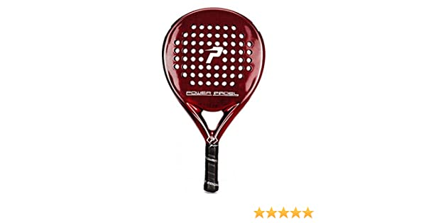 POWER PADEL Red Brillo - Palas de pádel: Amazon.es: Deportes y aire libre